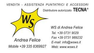 WS - vendita assistenza puntatrici e accessori