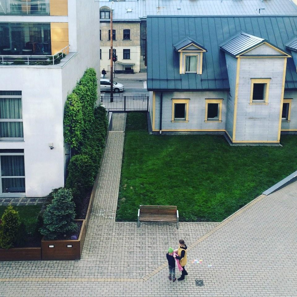 Laura Jasenaite, Lettonia